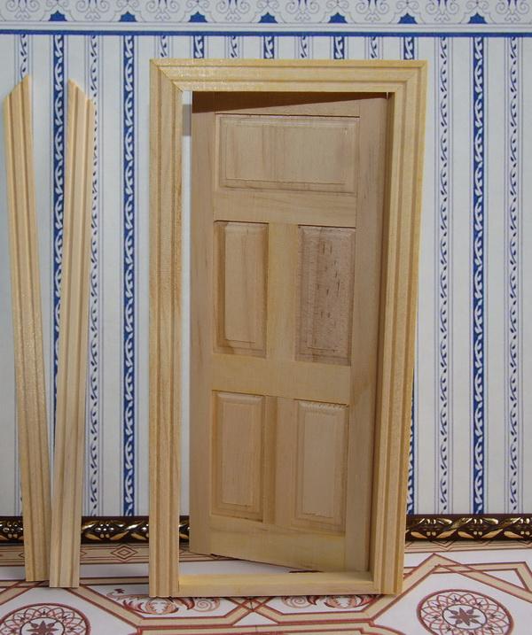 Двери из картона своими руками 3