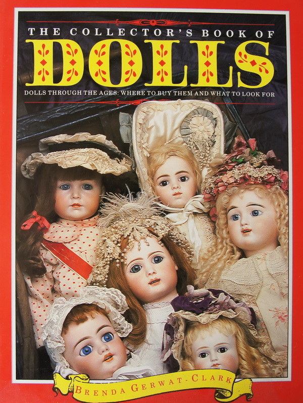 The collector`s bookof dolls